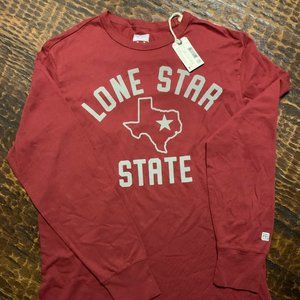 AE Tailgate Lone Star State - Long  sleeve Tee